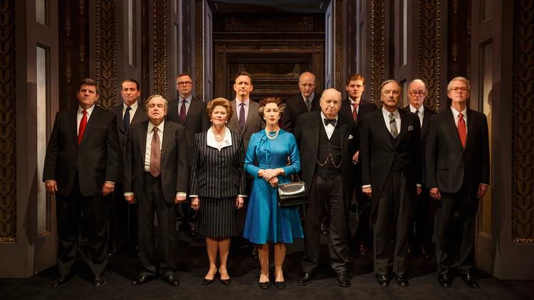 "Helen Mirren is Royalty in ""The Audience"""