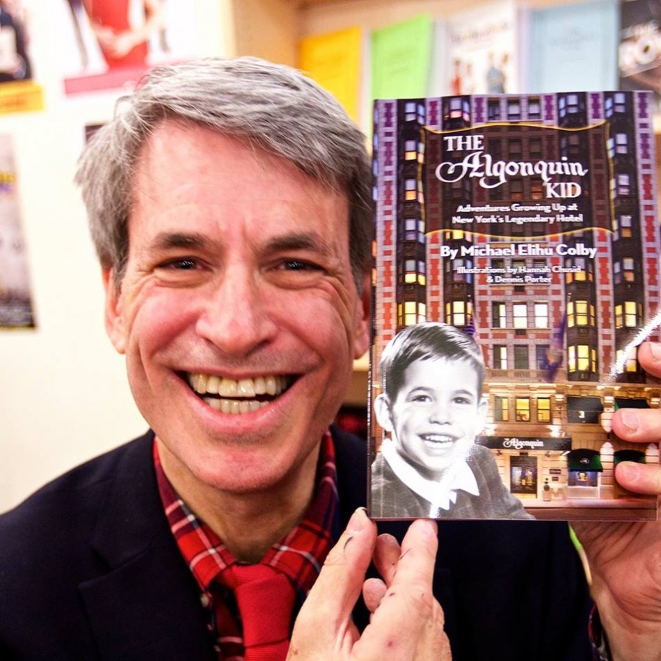 Michael Colby's The Algonquin Kid – Book Launch Video
