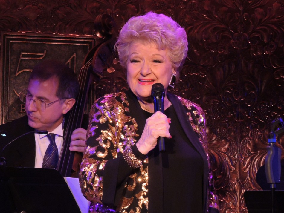Marilyn Maye Does it 'Her Way' for Sinatra (video)