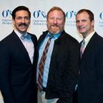 Michael Beresse, Hunter Bell, Jeff Bowen
