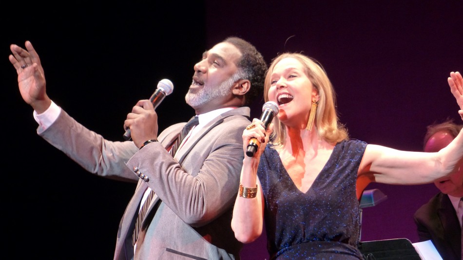 Swinging on a Star – Norm Lewis, Rebecca Luker