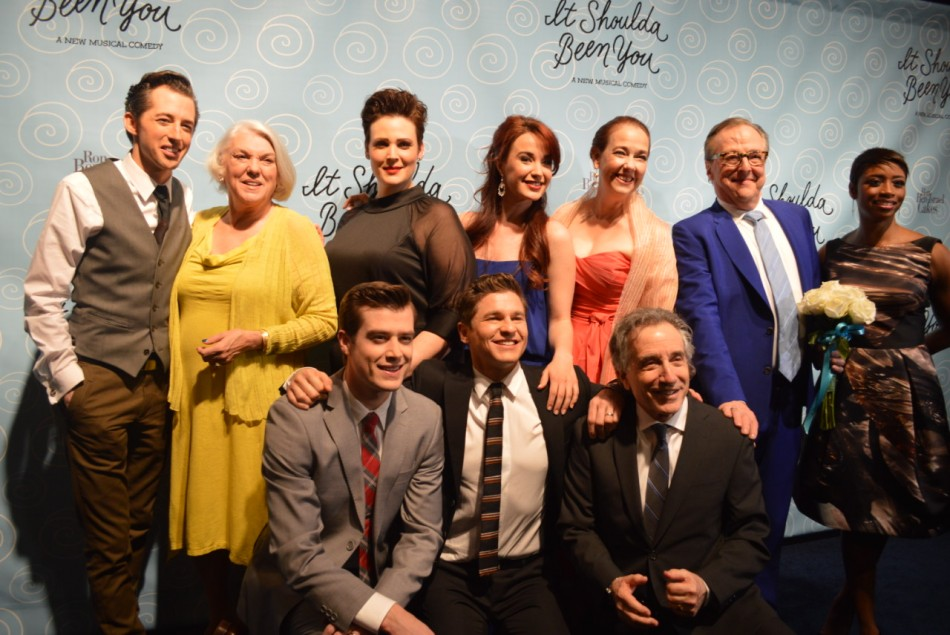 Opening Nite Photos – It Shoulda Been You