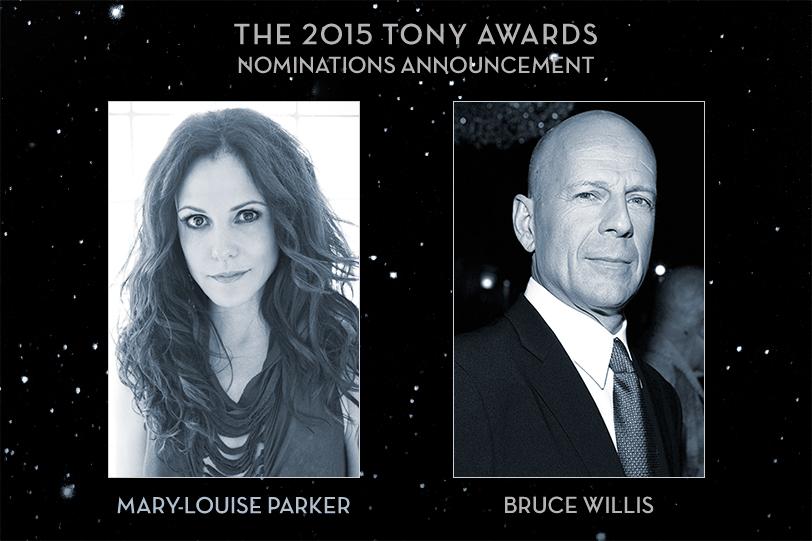 2015 Tony Awards® Live Nominations Feed Here             April 28 – 8:15 am