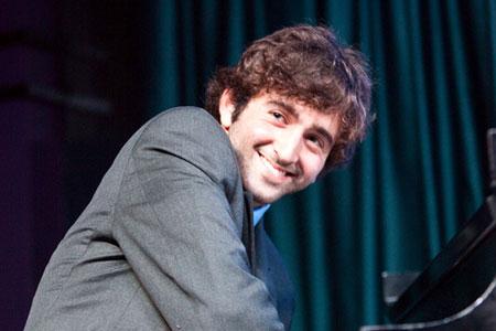 Joe Alterman – Joyous and Joyful Young Virtuoso