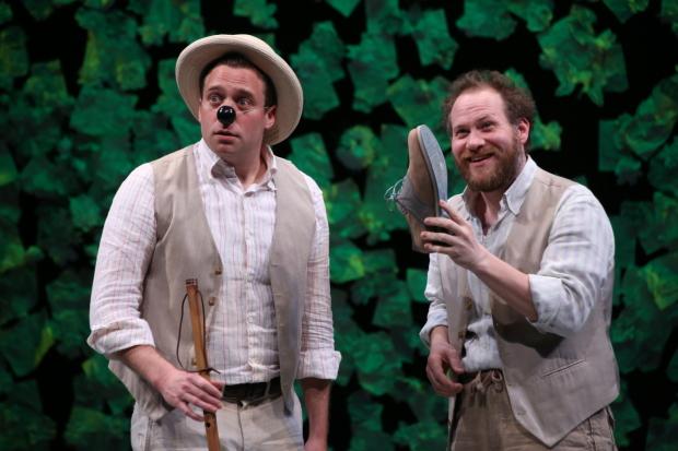 Dogged Pursuit: Two Gentlemen of Verona