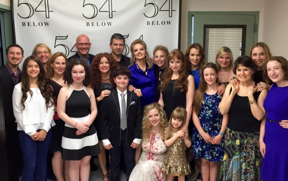 Mothers Rule at 54 Below