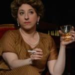 Kimberly Faye Greenberg as Lillian Hellman