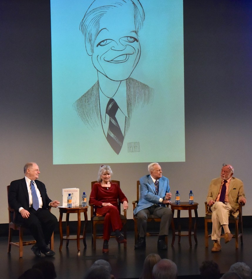 Al Hirschfeld Memories Live on Say Harold Prince, Robert Osborne,Frank Rich