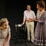 Rachel Adams as Julie Haydon, Paul Thomas Ryan as Tennessee Williams and PennyLynn White as Laurette Taylor