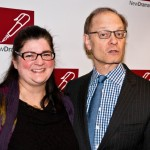 Barbara Anselmi + David Hyde Pierce
