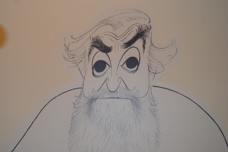 Al Hirschfeld and Celebrity Drawings Retrospective