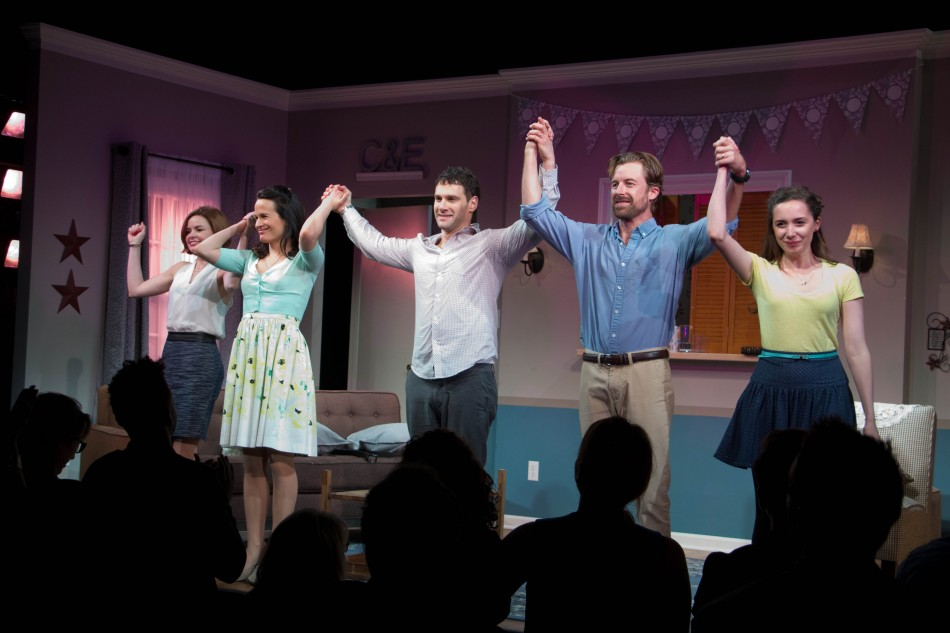 Permission – Opening Night Photos