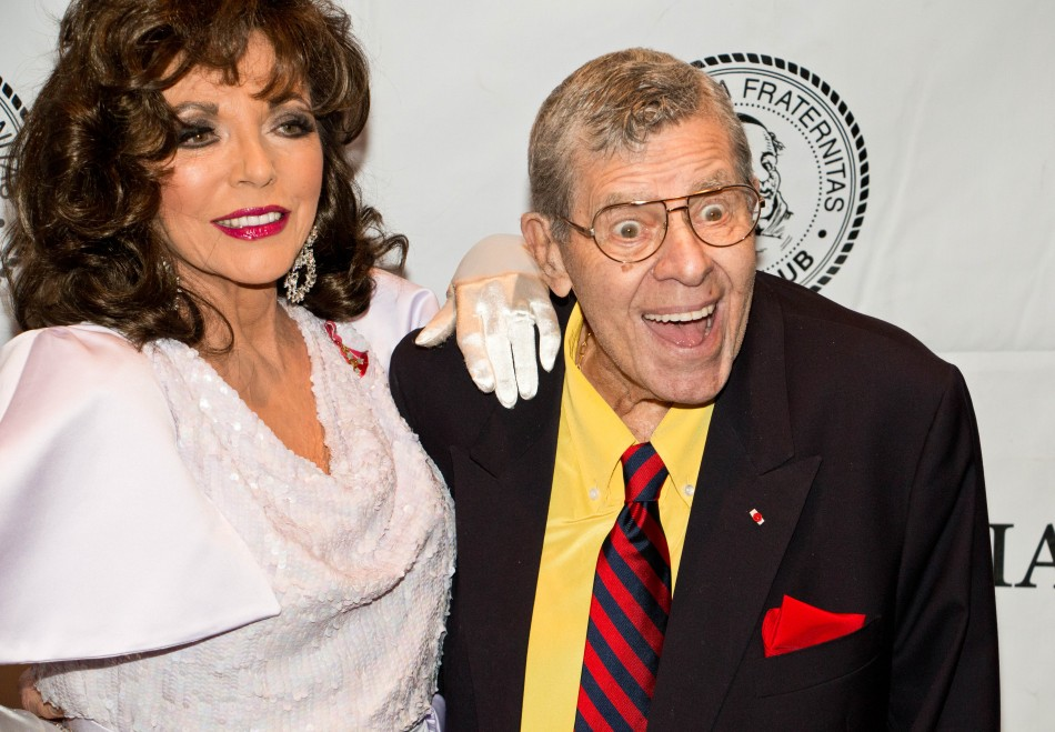 Friars Club Salutes Joan Collins
