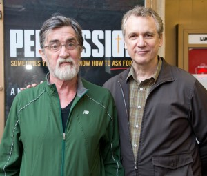 Roger Rees + Rick Elice