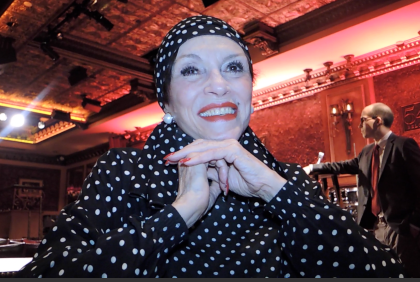 Liliane Montevecchi & Original Broadway Cast Grand Hotel