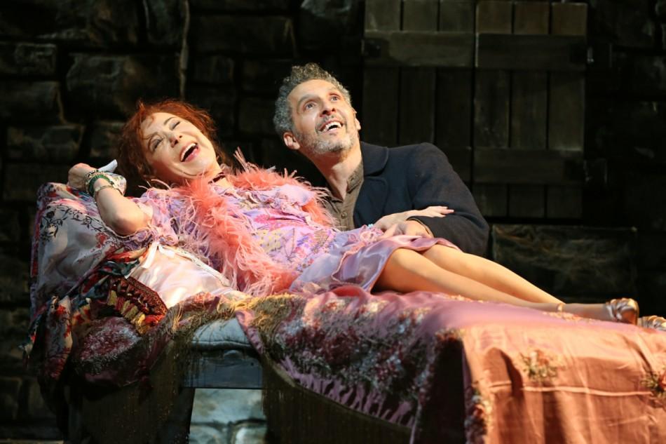 Encores! Does Zorba!