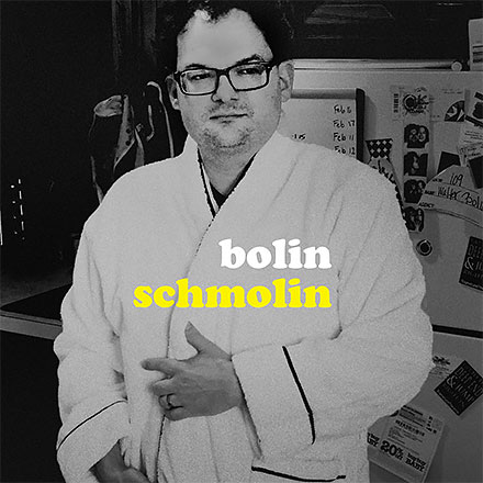 Bolin Schmolin: The Songs of Eli Bolin