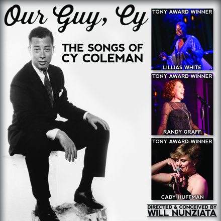 Our Guy, Cy: The Songs of Cy Coleman