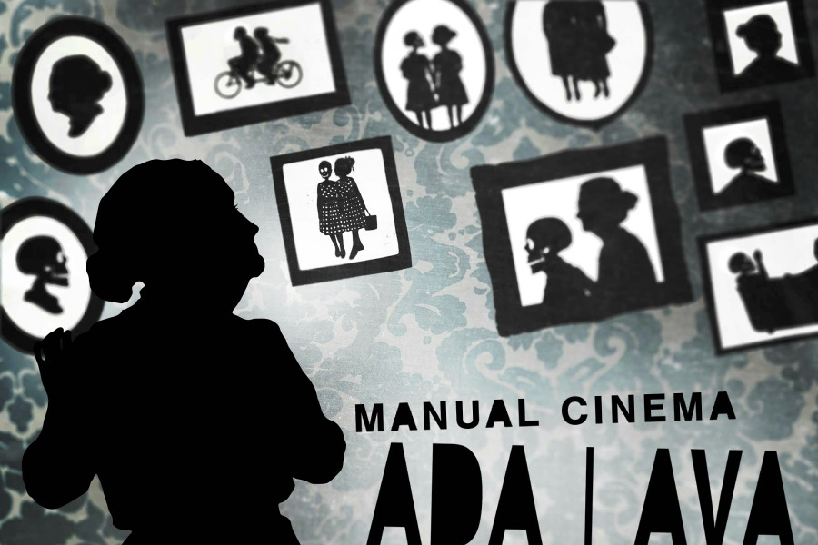 A New Take on 'Live Cinema' – ADA/ AVA at 3LD