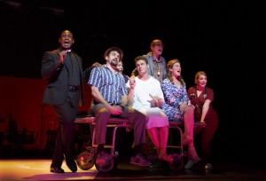 Cast, New Brain, 3, by Joan Marcus
