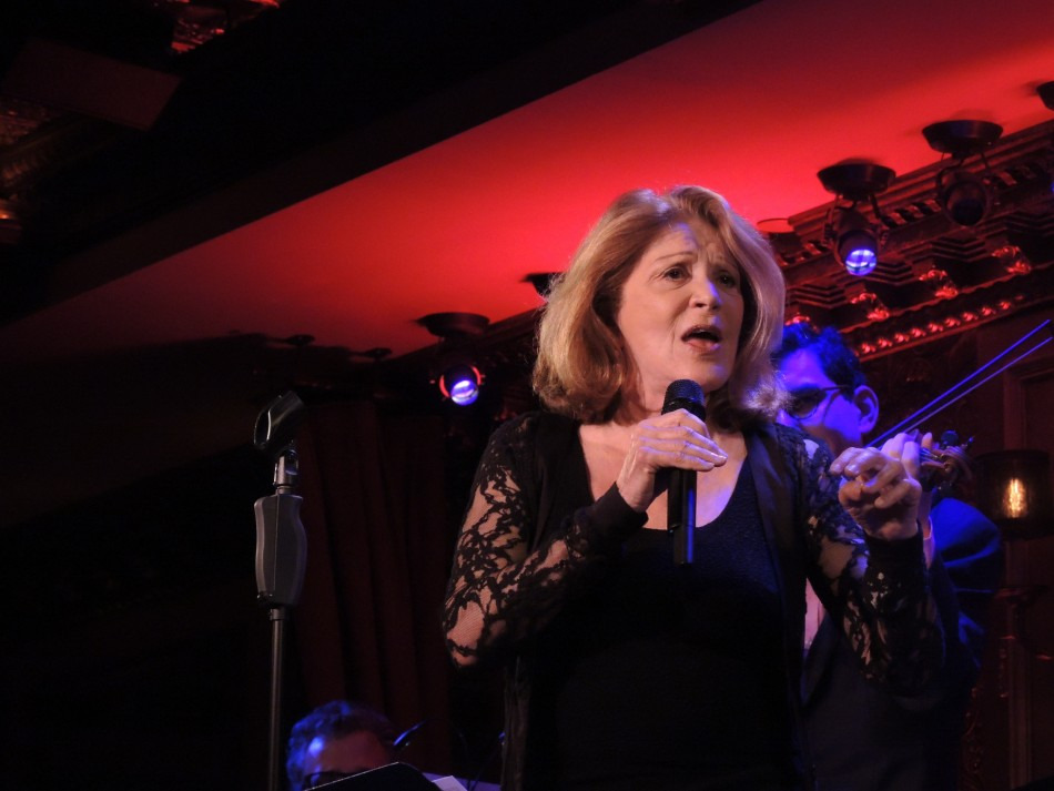 Linda Lavin: Starting Over at 54 Below