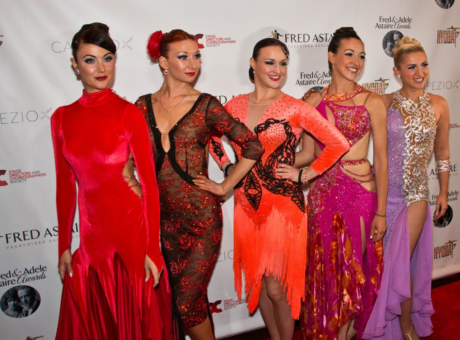 2015 Fred & Adele Astaire Awards Red Carpet