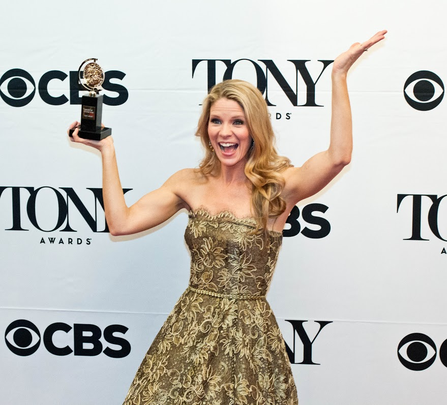 What Tony Winners Had to Say in the Press Room (video)