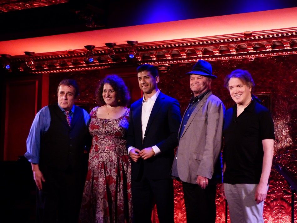 July Sizzles at 54 Below – Charles Busch,Tony Yazbeck & More!!