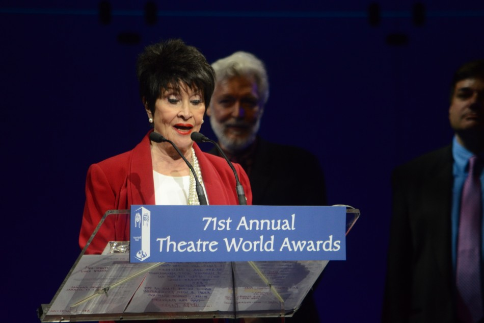 The 71st Annual Theatre World Awards (photos-video)