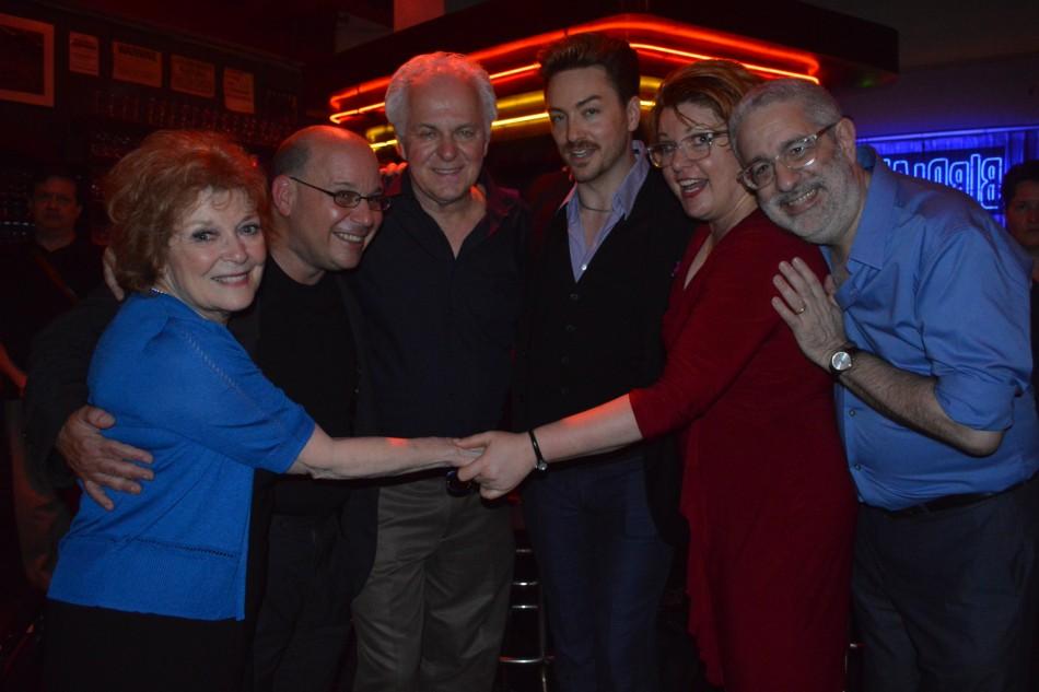 Broadway at Birdland: Merman's Apprentice