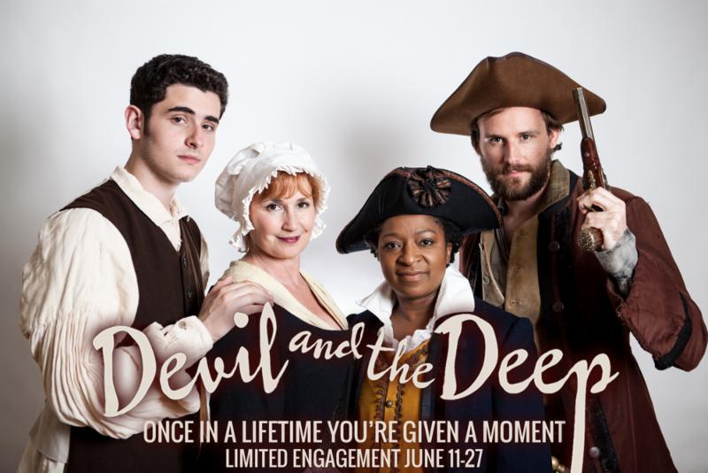 Cabaret's Raissa Katona Bennett Opening in 'Devil and the Deep'