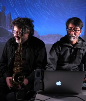 Cinema for the Stage: Minimus 3D Arkestra