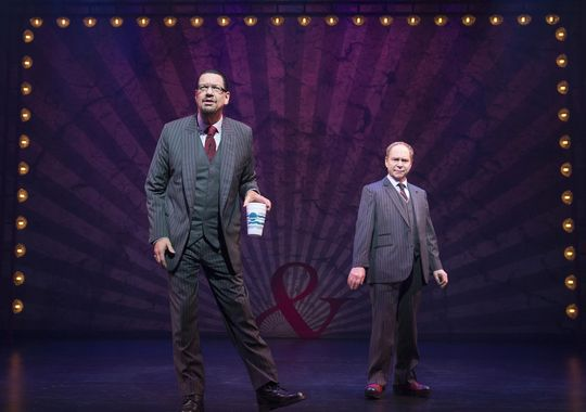 Penn & Teller On Broadway