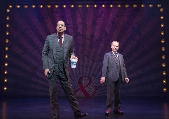 Penn & Teller On Broadway