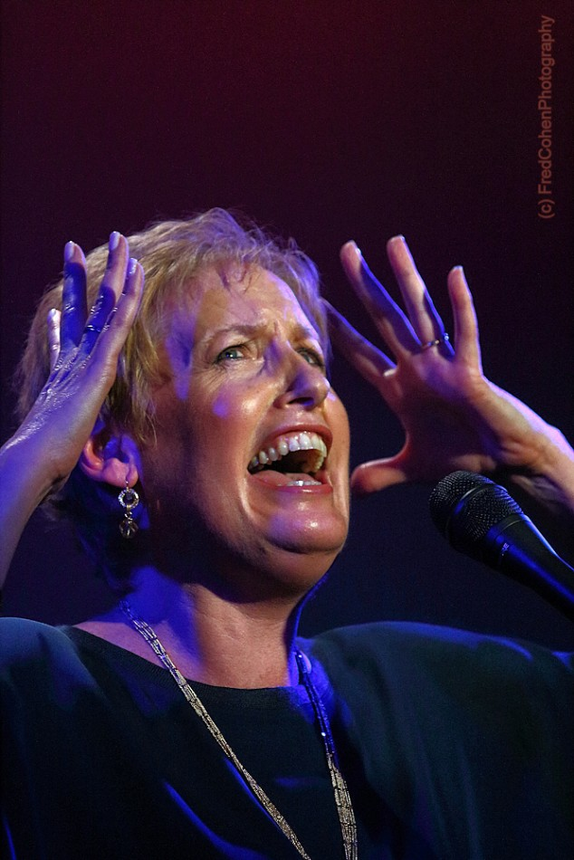 Liz Callaway: For the Record