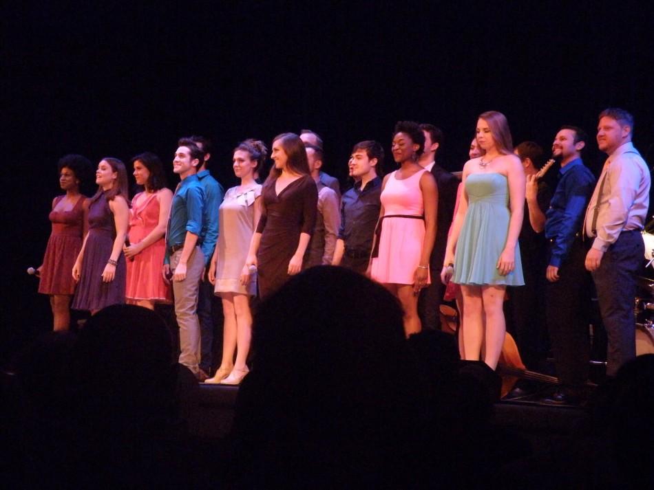 Bright Lights at Broadway Rising Stars