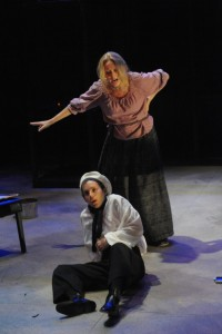 S7-Nicholas Hemerling (Young Sailor) Jan Maxwell_  (Galactia) SCENES FROM AN EXECUTION-p