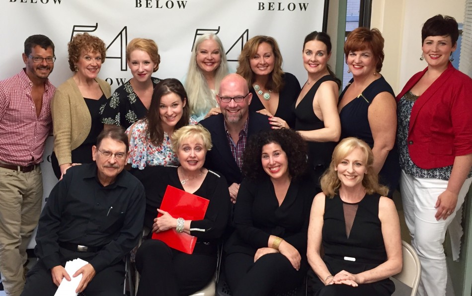54 Sings Streep – The Music and the Meryl