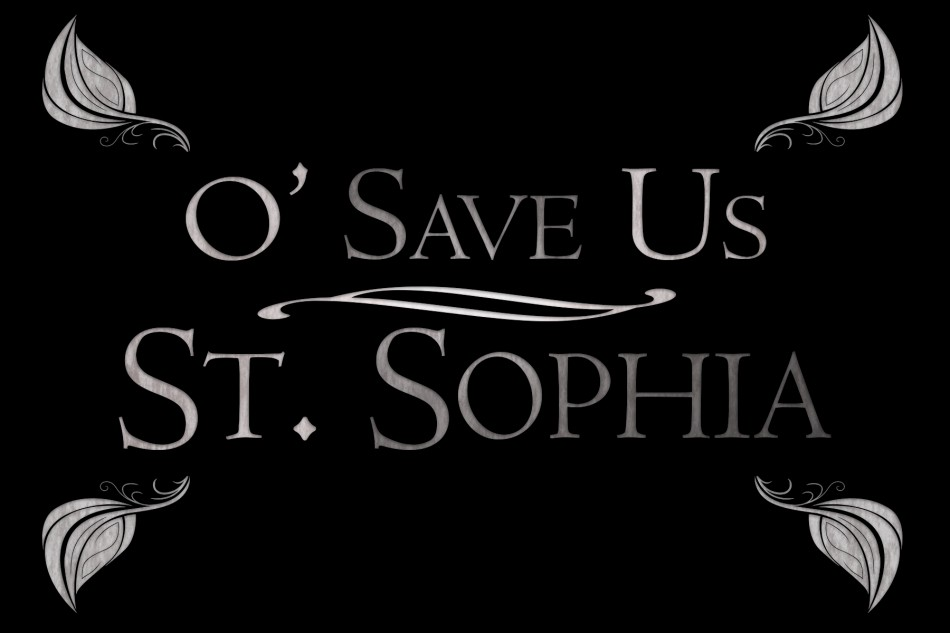 Saving Friendship First – St. Sophia