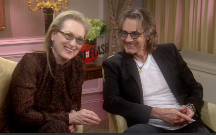 Cooper Lawrence Talks with Meryl Streep & Rick Springfield
