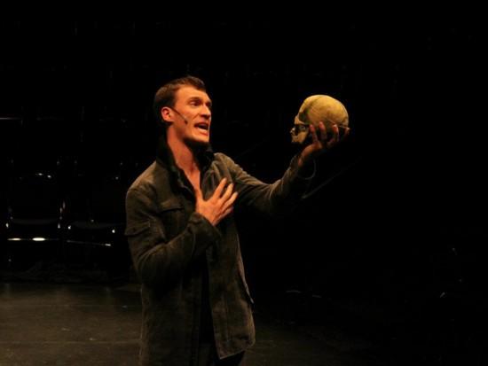 Dane in Vain: Hamlet
