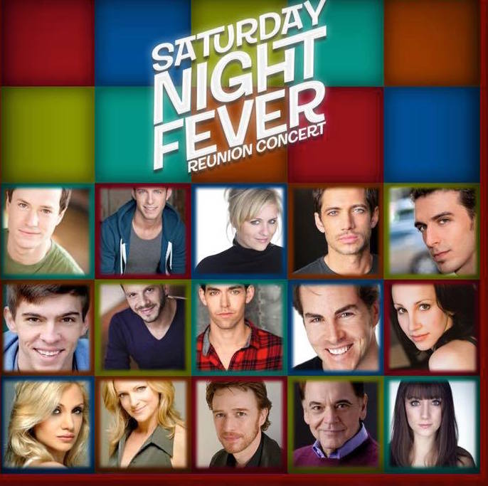 Saturday Night Fever Cast Reunion – 54 Below