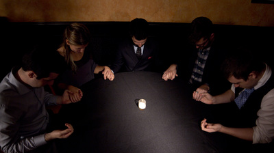 Halloween Fun and Scares: The Séance