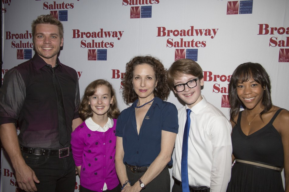 Broadway Salutes – Special Recognition to Theater Pros