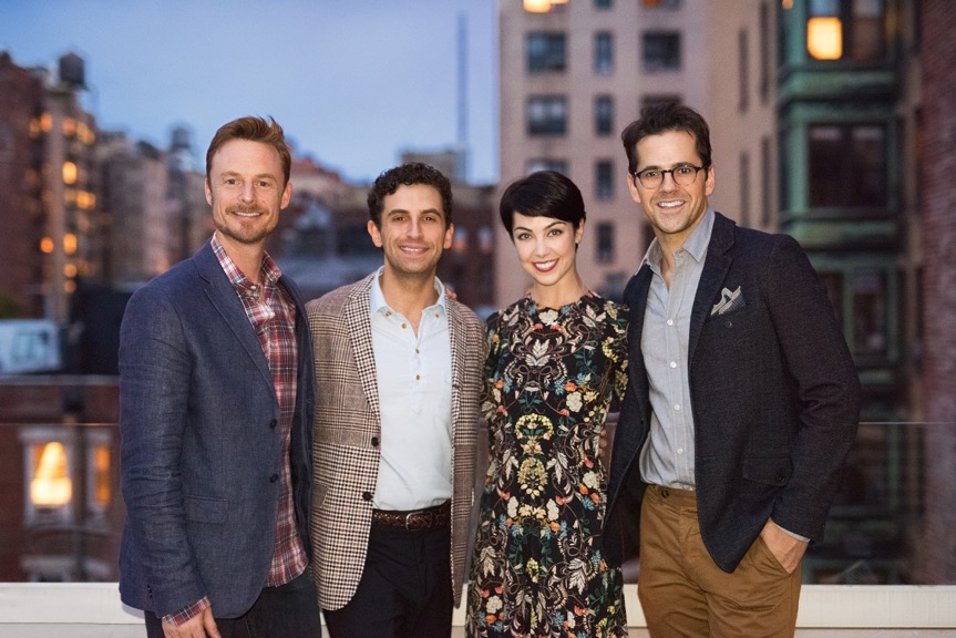 Dance Against Cancer and Cast of 'An American in Paris'