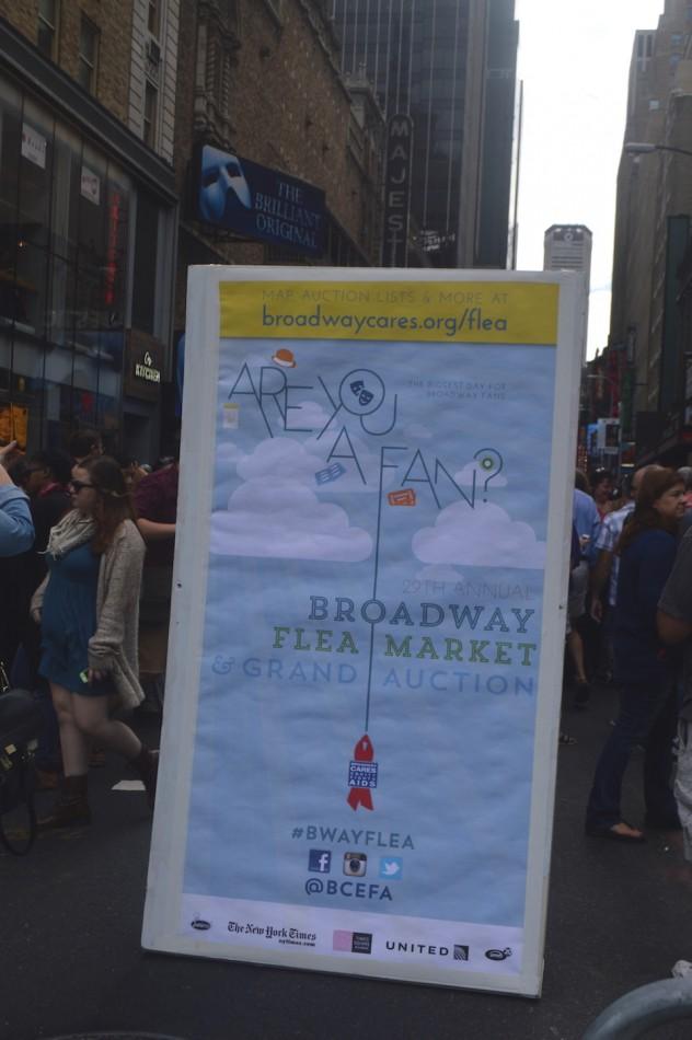 29th Annual BC/EFA Broadway Flea Market in Photos