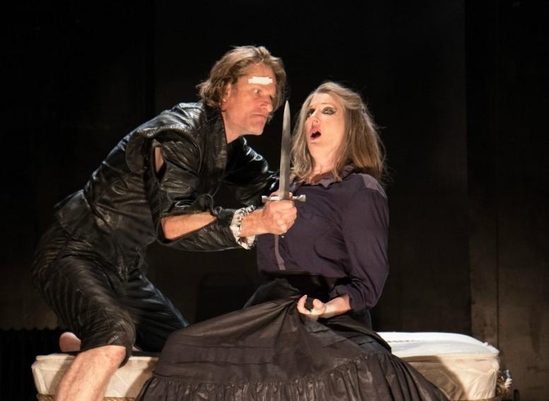 Family Plots: Hamlet in Bed