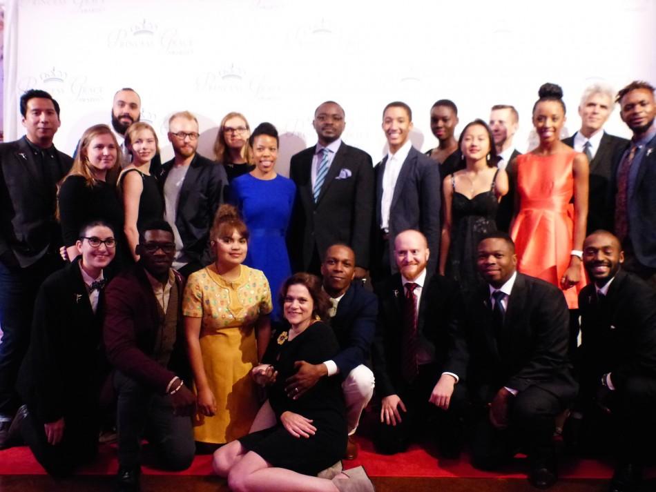 Princess Grace Awards in Photos
