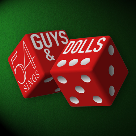 54 Sings Guys and Dolls