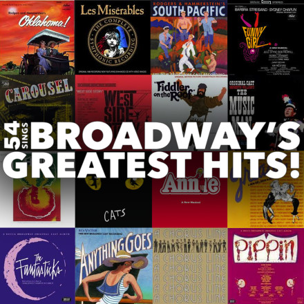 54 Sings Broadway's Greatest Hit Songs